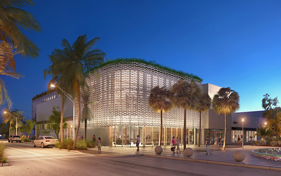 Nike Lincoln Road | Miami Beach Historic Preservation