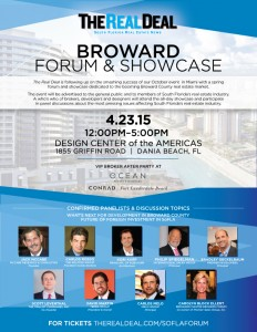 TRD Broward Forum & Showcase