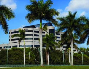 The office building at 3801 PGA Boulevard