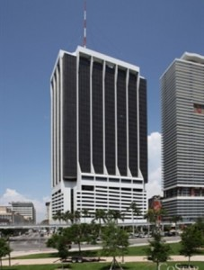 The One Biscayne Tower office building
