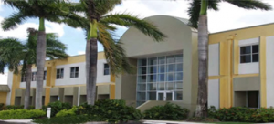 The industrial building at 215 Southeast 10th Avenue in Hialeah