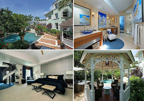 The estate at 833 Idlewyld Drive in Fort Lauderdale