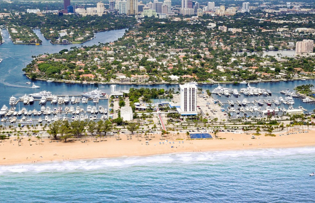 Bahia Mar Fort Lauderdale Beach