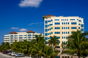 The Royal Palm Office Park in Plantation