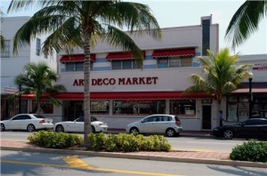 Deco Market on Washington Avenue