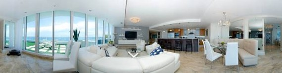 Unit 2202 at the Ritz-Carlton Fort Lauderdale Beach