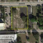 The three parcels at 417 Northeast 2nd Street in Fort Lauderdale