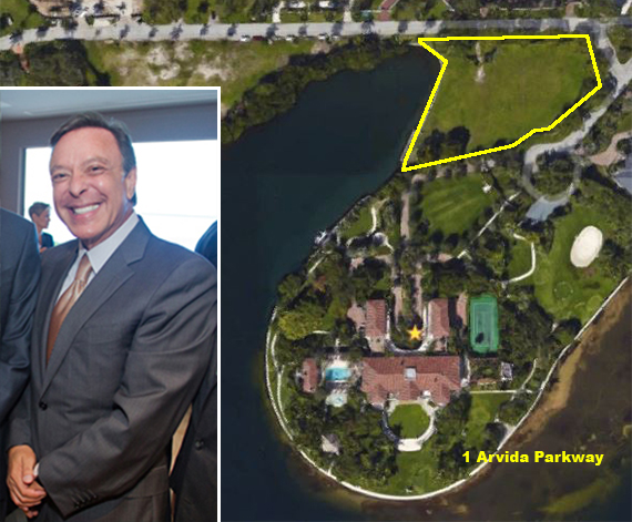 Mike Fernandez and his Gables Estates properties
