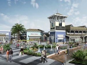 Tampa Premium Outlets rendering