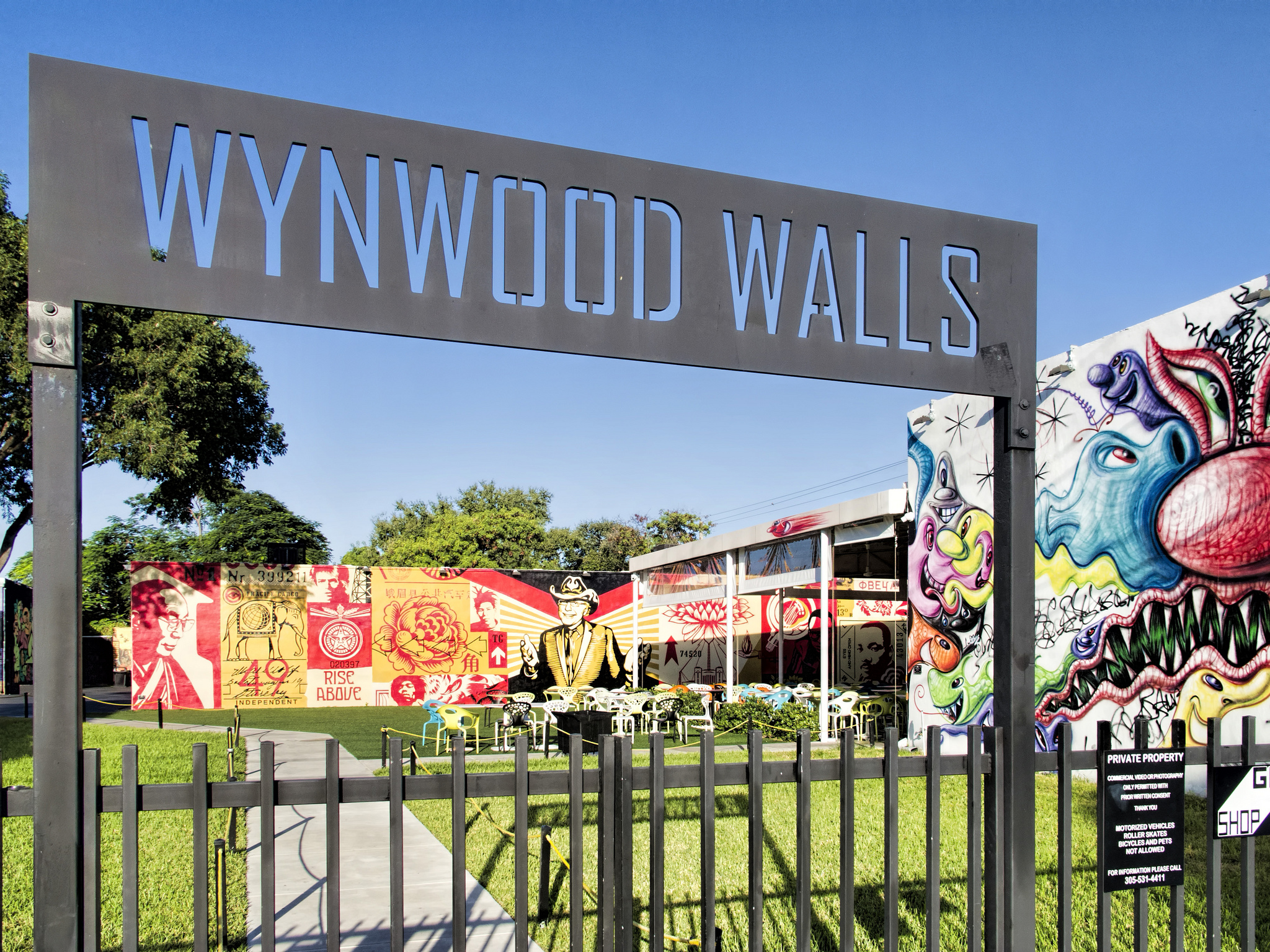 Wynwood Walls (Credit Dan Lundberg)