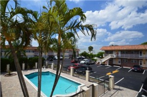 The Camelot West Apartments in Broward County