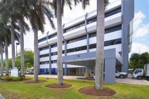 The offices at 800 West Cypress Creek Road