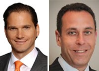 John Criddle of Cushman & Wakefield and Marc Horowitz of Cohen Brothers Realty Corp.