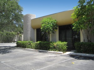 The office building in the Plantation Technology Park