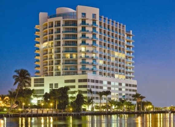 The Residence Inn Fort Lauderdale Intracoastal/Il Lugano