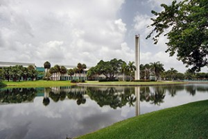 The former Motorola Solutions campus in Plantation