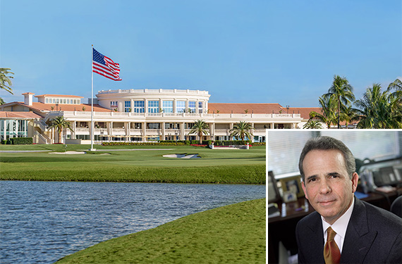 Trump National Doral and Eric Danziger