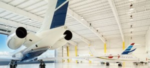Sheltair manages hangars and other properties at 22 airports. (Credit: Sheltair)