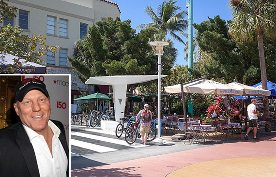 Lincoln Road and Steve Madden