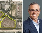Development site in Doral and Ram CEO Casey Cummings