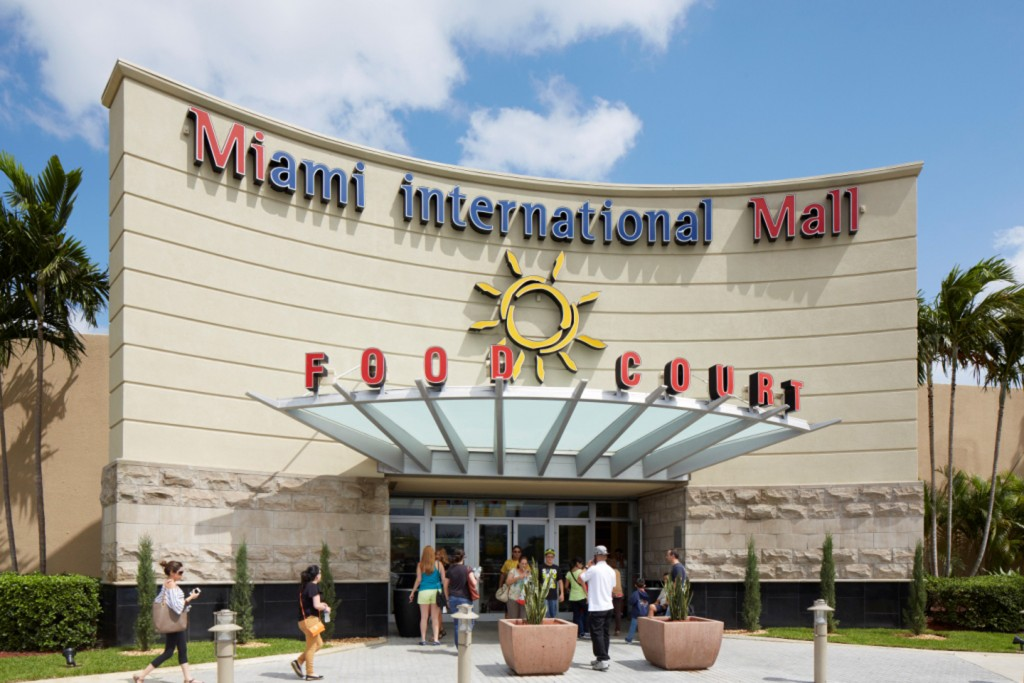 Miami International Mall Food Court Entrance (1)
