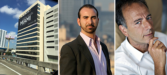 tower33, alex sapir, gerard guez new