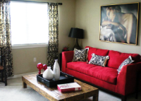 Bay Pointe Colony two-bedroom apartment
