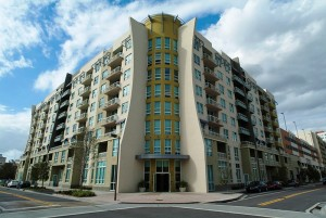 The Slade is a 295-unit condo in downtown Tampa.