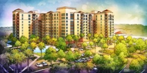 Rendering of the 317-unit Tower at MorseLife.