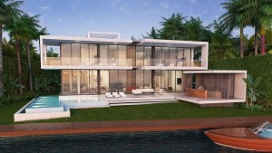 Rendering of 15 Palm Avenue