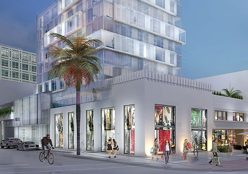 Hyatt Centric South Beach | 1600 Collins Avenue