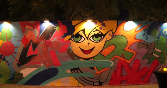 Walls of Change at the Wynwood Walls