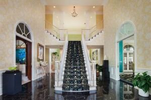 Luxury home prices may be peaking as foreign demand wanes.