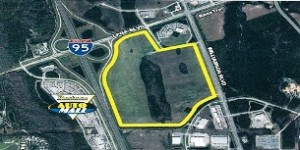 The 235-acre site of the planned Tomoka Town Center in Daytona Beach