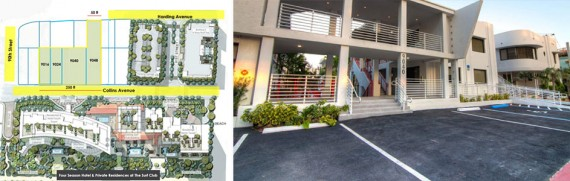 Collins Avenue assemblage