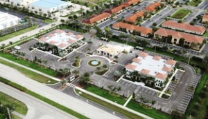 The Lake Whitney Medical and Professional Campus in St. Lucie West