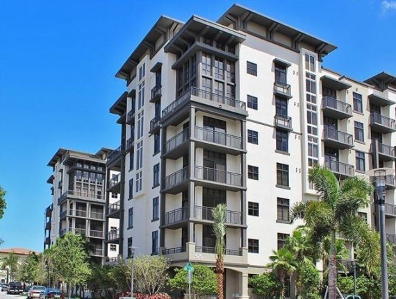The Manor at Flagler Village mixed-use development