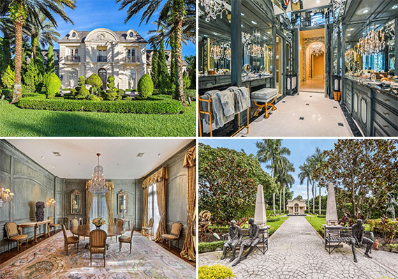 The home at 17791 Saxony Court in Boca Raton