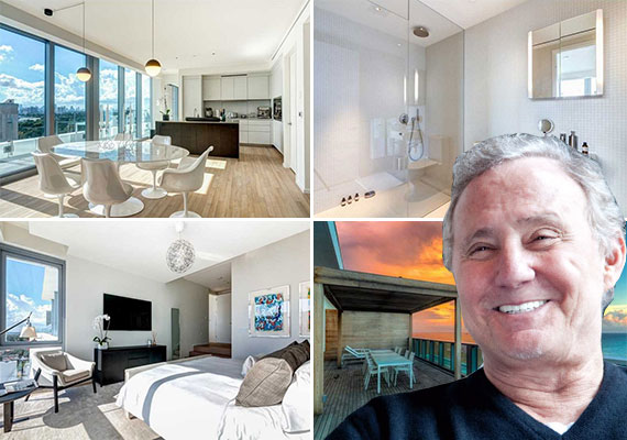 Unit 1405 at the Miami Beach Edition and Ian Schrager