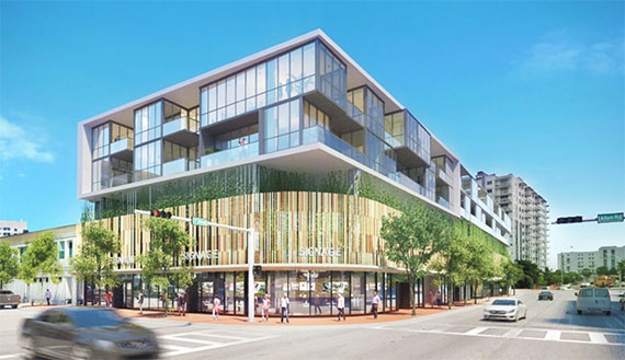Rendering of 1698 Alton Road project
