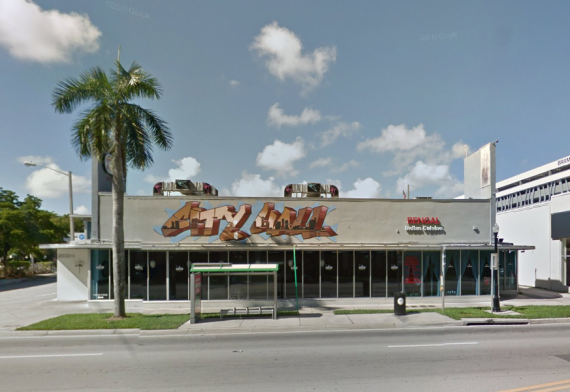 The property at 2000 Biscayne Boulevard