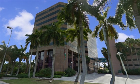 The city of Miami's Miami River headquarters