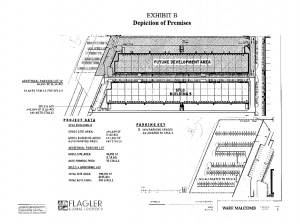 Building plans for the facility (click to enlarge)