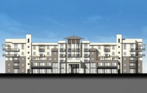 Rendering of PARC 3400 in Davie