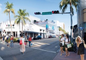 Rendering of 801 Lincoln Road