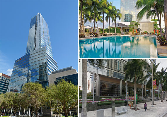 Four Seasons tower in Brickell