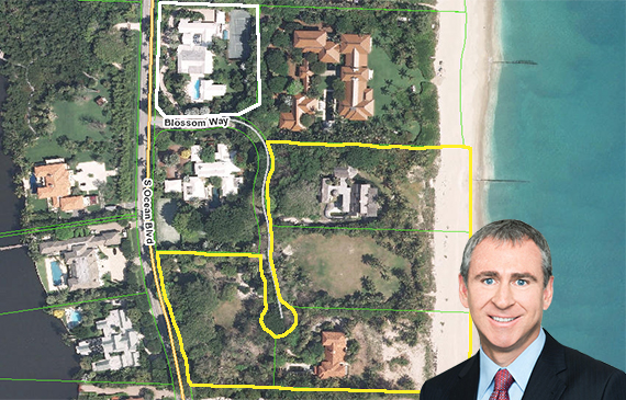 Ken Griffin and his Palm Beach properties