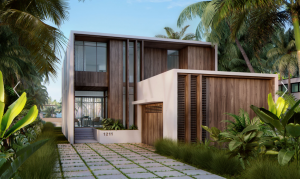 Rendering of one of the homes (click to enlarge)