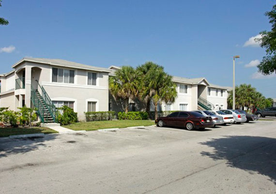 The Phoenix Apartments in Homestead