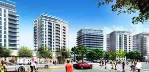 Revised design of Time Equities project in West Palm Beach